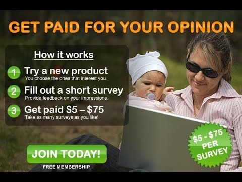 Make Money Online ~ Get Paid To take Surveys ~ Work From home ~ Earn Money Online - http://moneyfromhome.ioes.org/make-money-online-get-paid-to-take-surveys-work-from-home-earn-money-online/