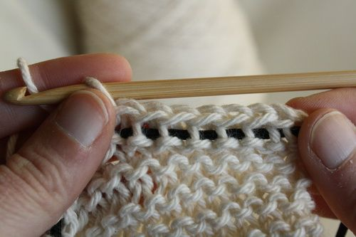Basic Knit Or Slip Stitch Crochet Bind Off Pinterest Crochet