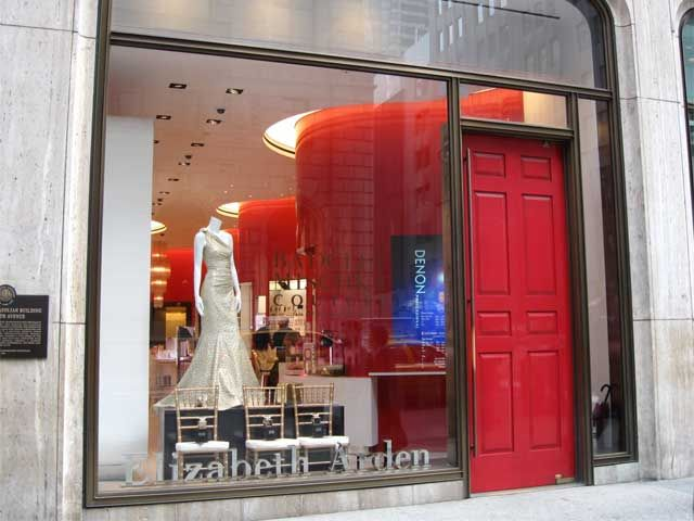 elizabeth arden nyc red doorsstore