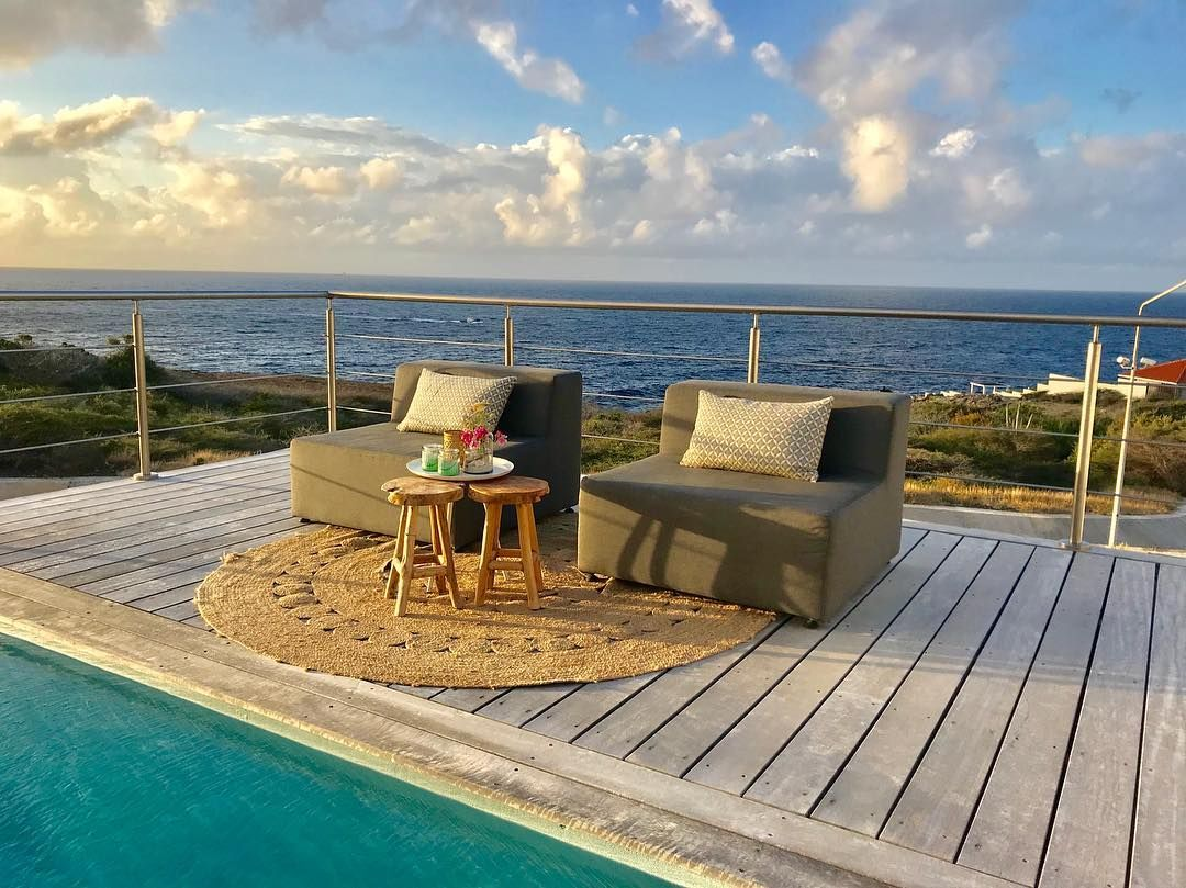 Exklusive Loungemöbel Beach Getaway With Comfortable Sunbrellafabrics For Your