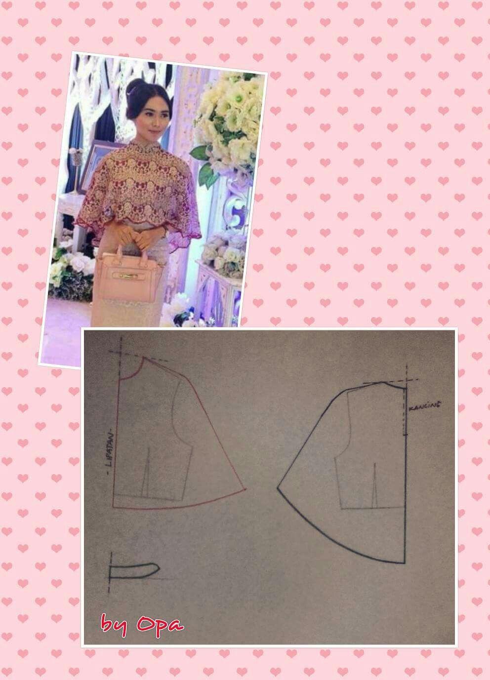 Pin von Azwinah Amanullah azwin auf sewing | Pinterest