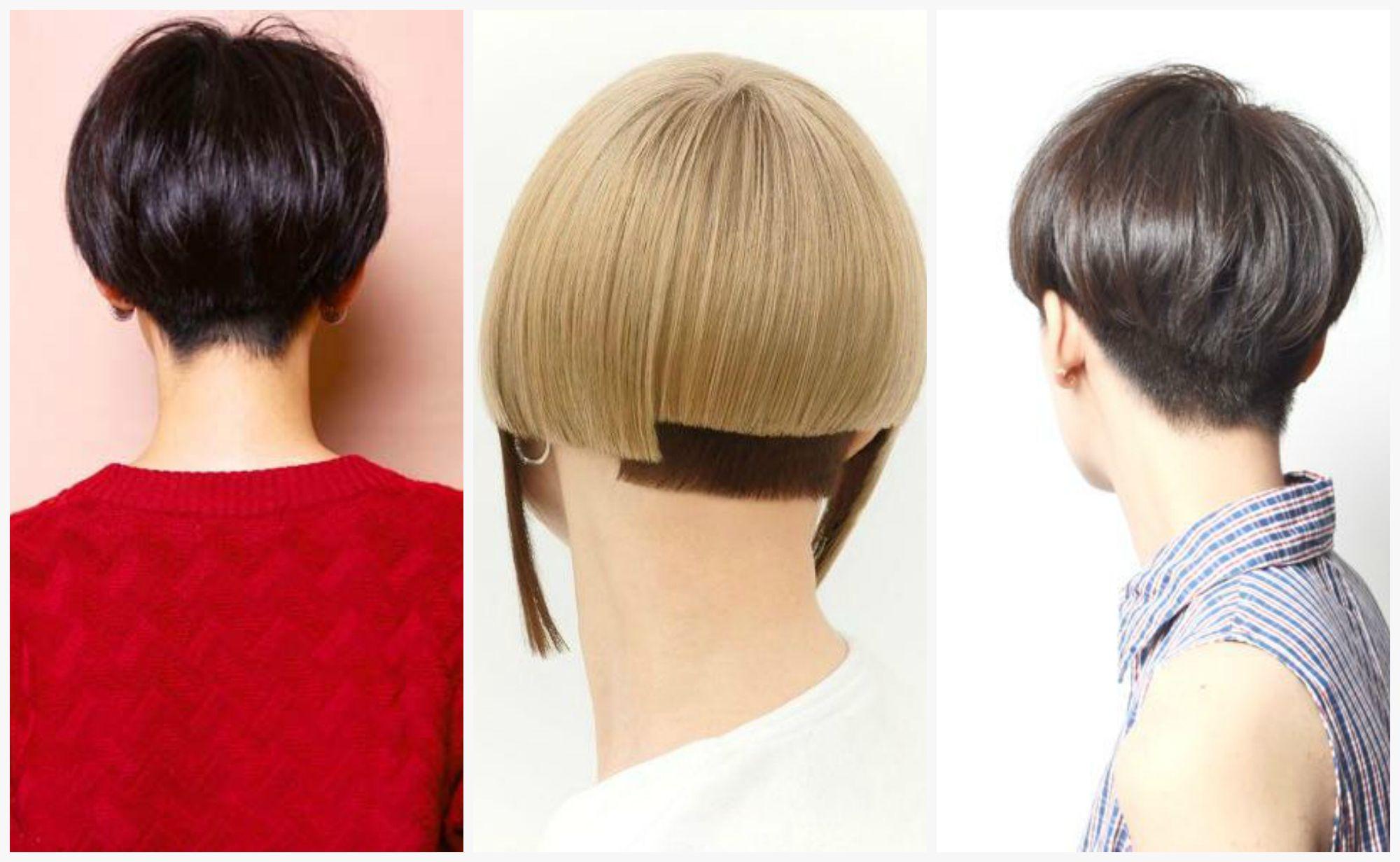 женские стрижки шапочкой на короткие волосы фото