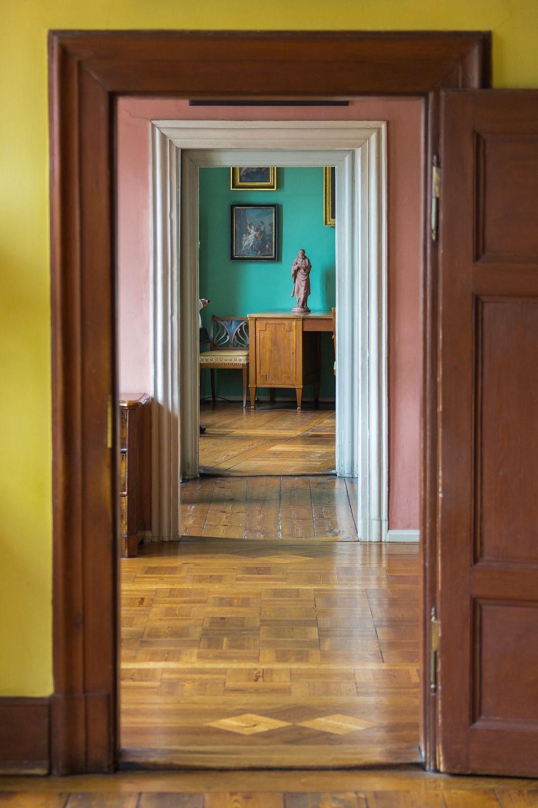 Goethehaus Weimar Tyskland. Deutschland Pinterest