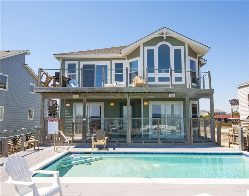 Wild Horses 263 L Duck Nc Outer Banks Vacation Rental