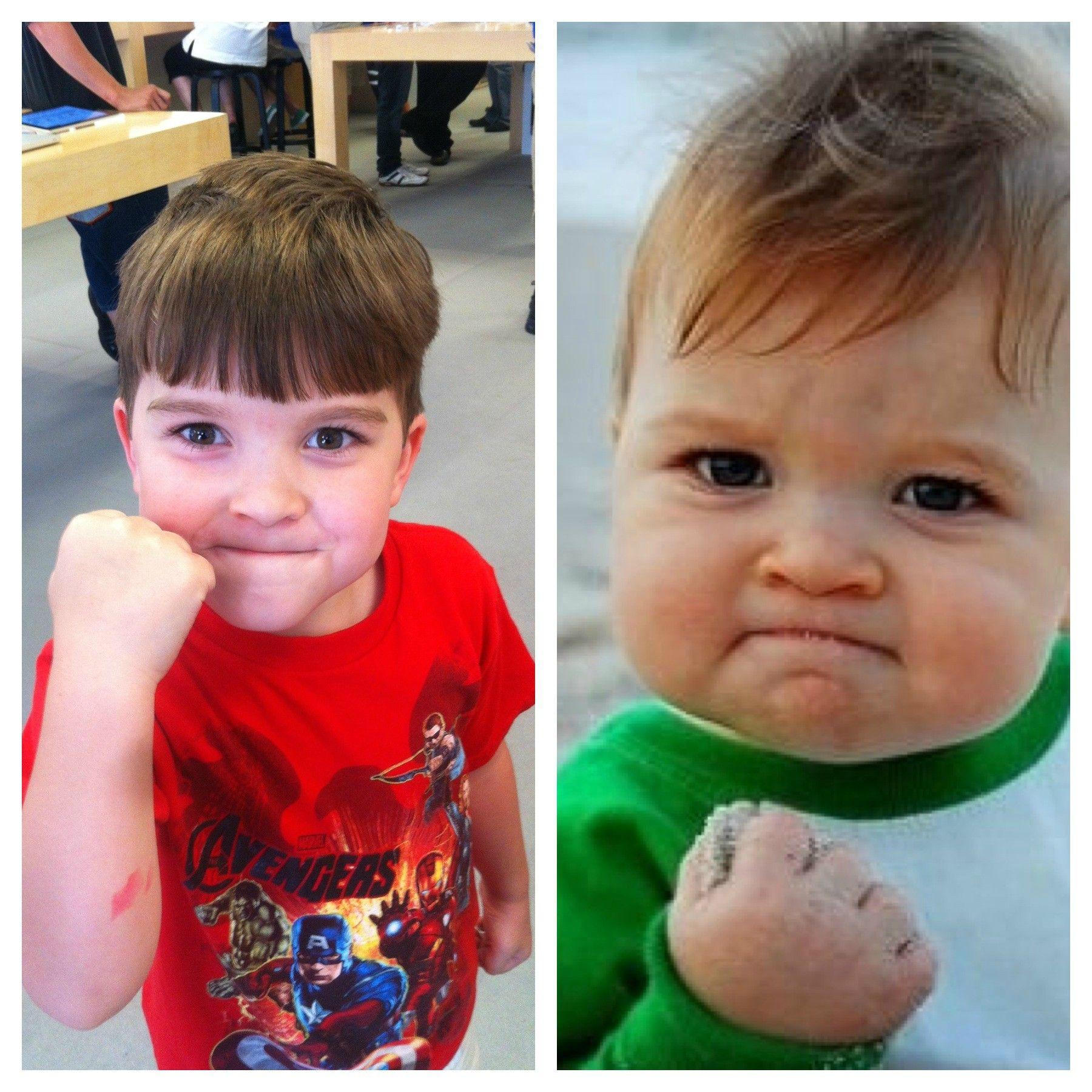Met Success kid, 5 years later - Imgur