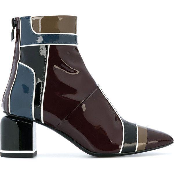 23d1eb2baa0 Pierre Hardy colour block boots ( 1