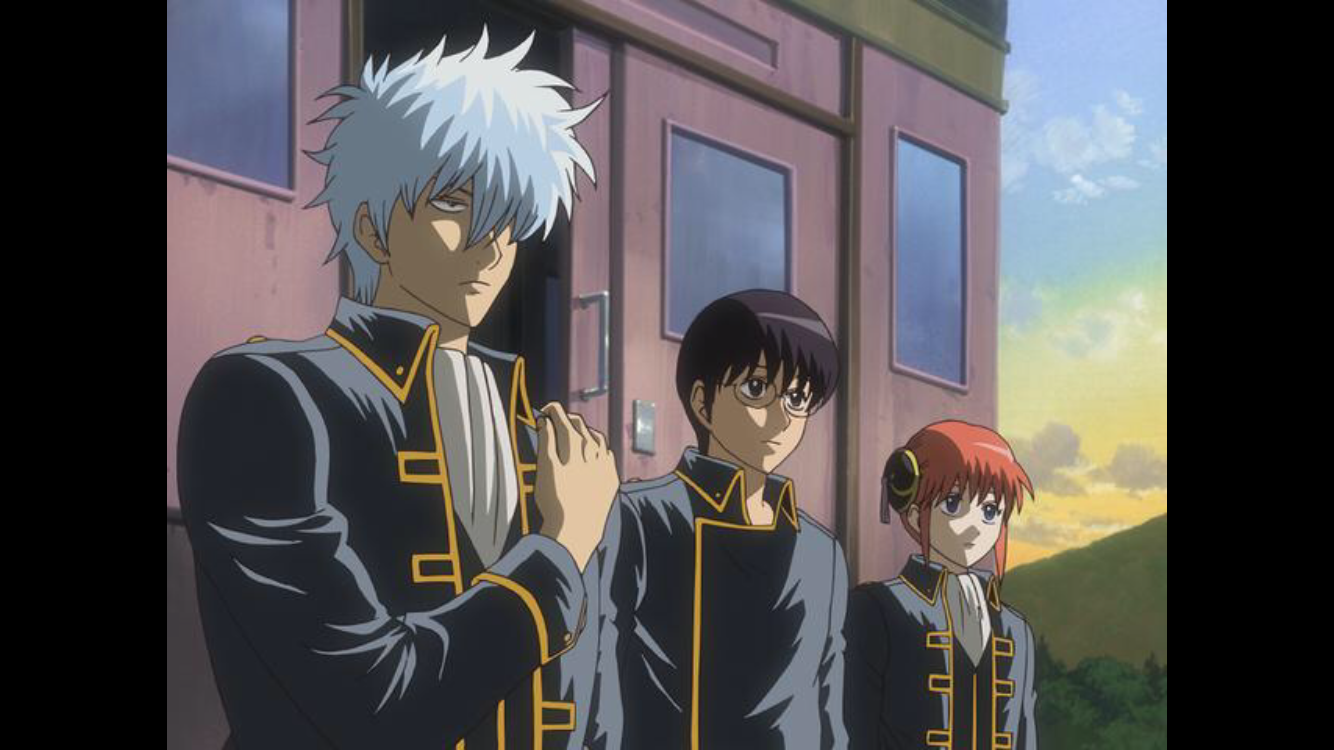 Shinsengumi Crisis Arc 銀魂 公式, アニメ, 銀魂