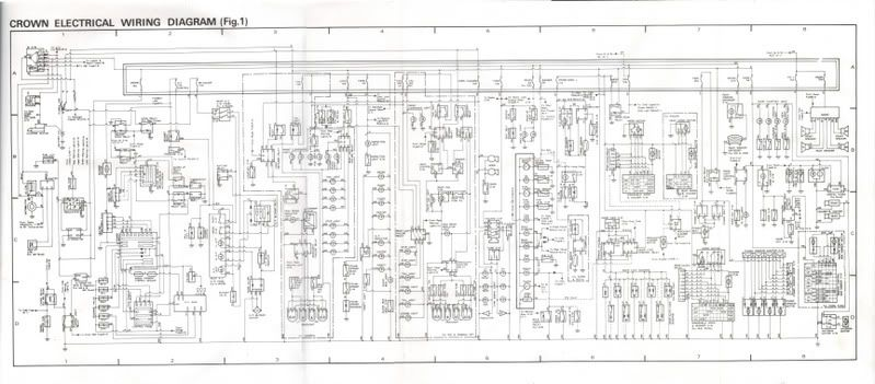 Toyota Hiace Wiring Diagram Pdf 1 Toyota Hiace Toyota Electrical Diagram