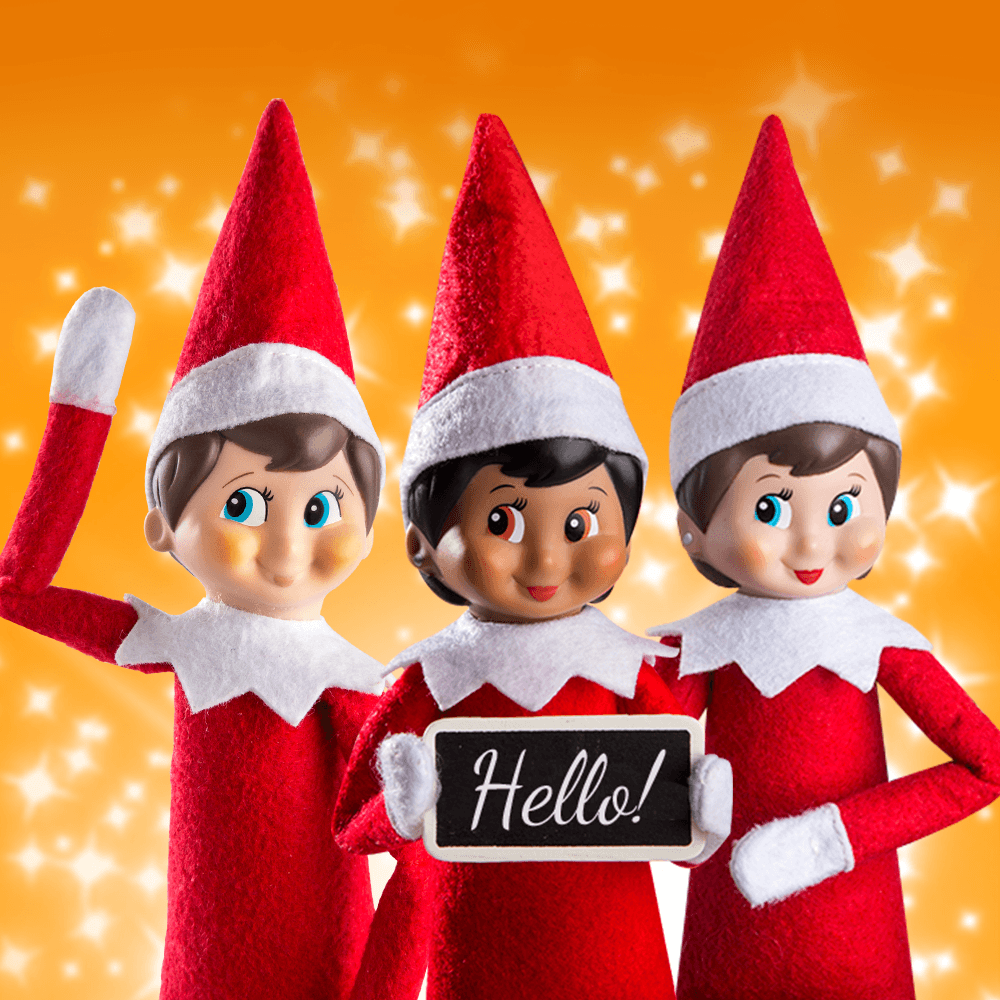 What Happens If Our Scout Elf Is Accidentally Touched Elf On The Shelf Global Elf On The Shelf The Elf Elf