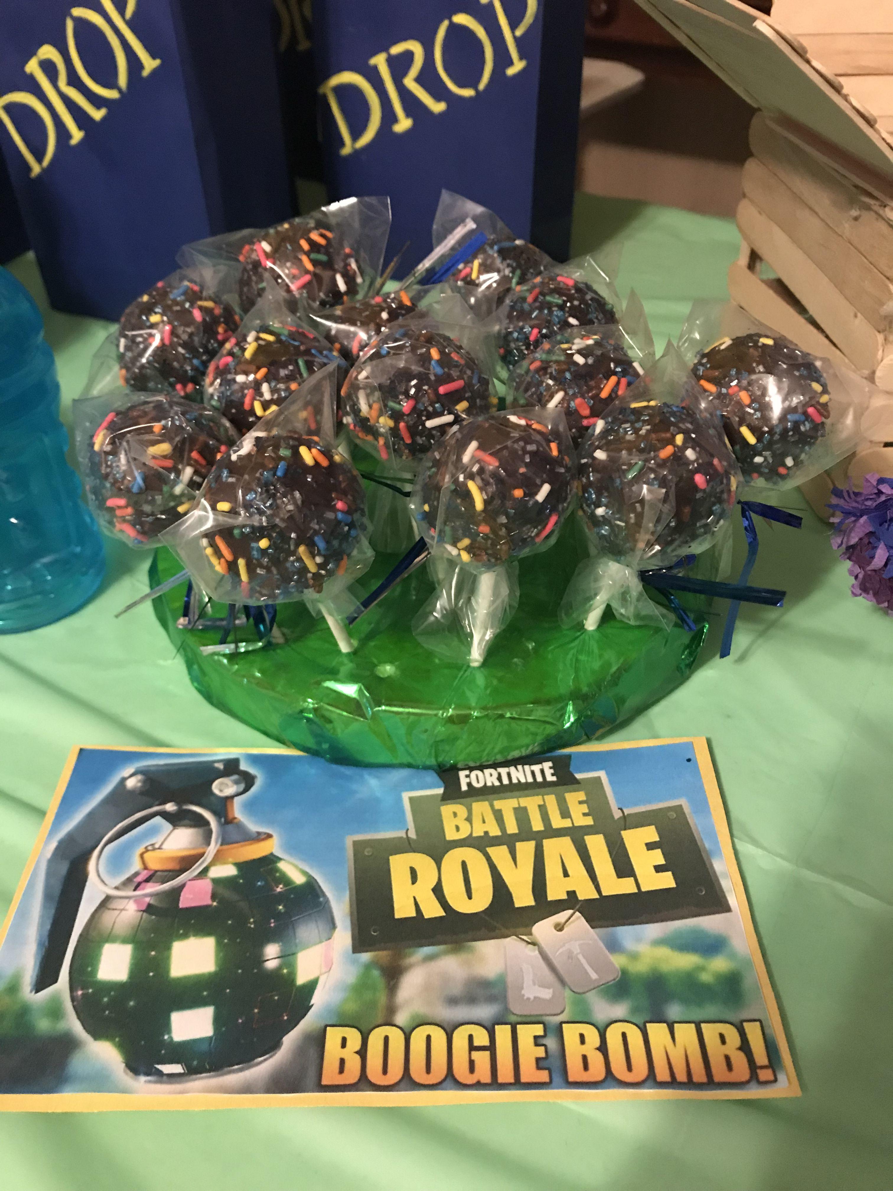 Boogie bomb fortnite birthday party planning godzilla