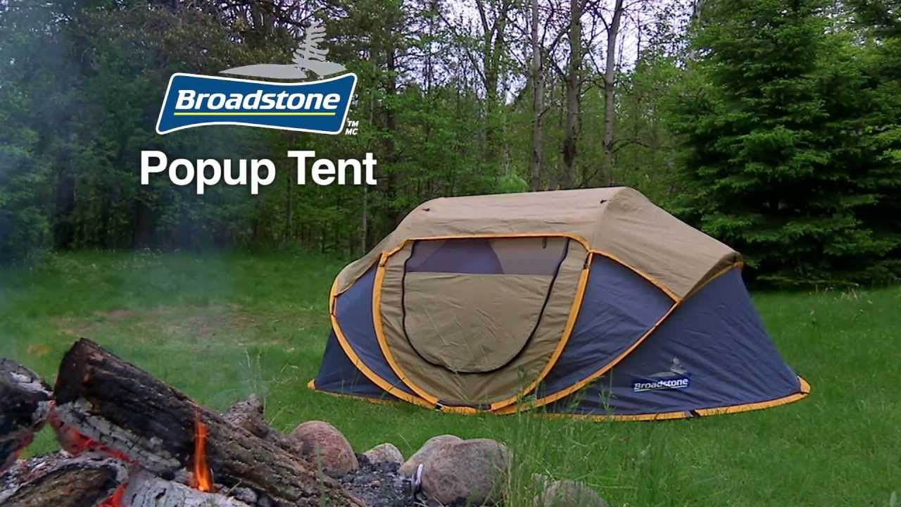 Broadstone Pop-up Tent From Canadian Tire & Broadstone Pop-up Tent From Canadian Tire | Pop-Up/Instant Tent ...