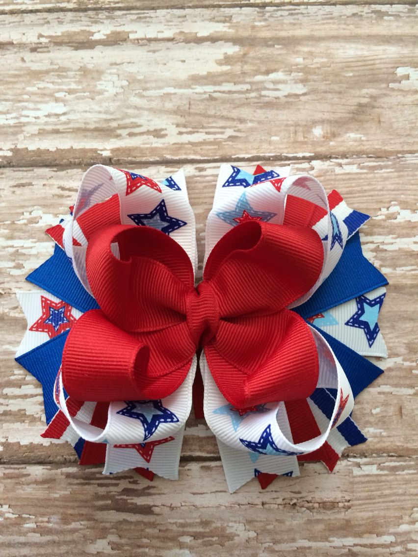 Fourth of July patriotic presidential  JMarie Boutique