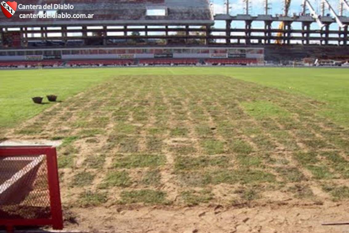 Fotos del Estadio Libertadores de América - Cantera del Diablo.
