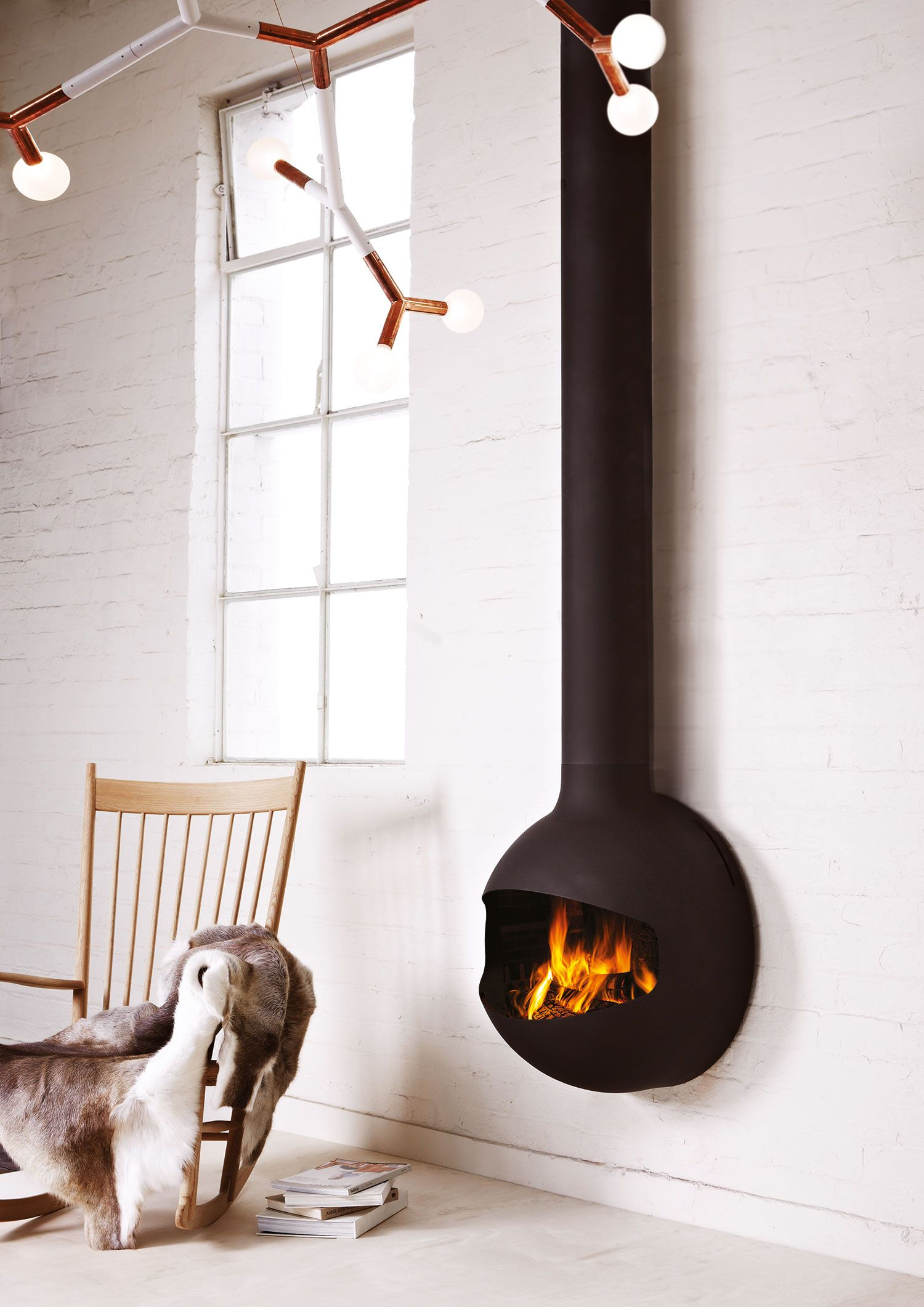 hanging mesure e contemporary sur fireplaces fireplace contemporaine chemin