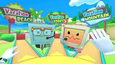 New Games: VACATION SIMULATOR (PC, PS4) | Vacation, Games ...