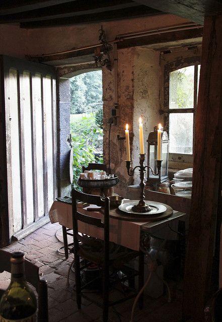 franoises cottage - Stone Cottage Interiors