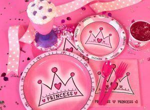 Birthday Princess Party Packs, 42027