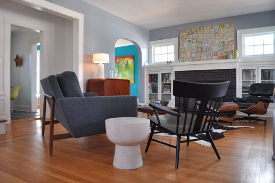 Love The Wall Color Benjamin Moore Shadow Gray
