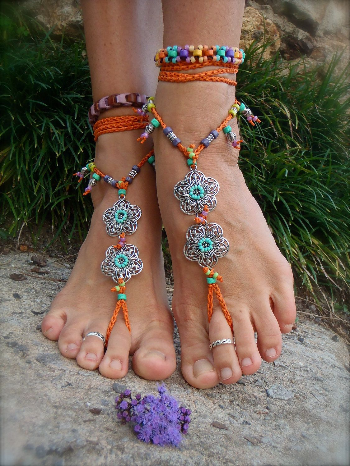 Special Sandals Shoes Holic Bohemian Shoes Bare Foot Sandals