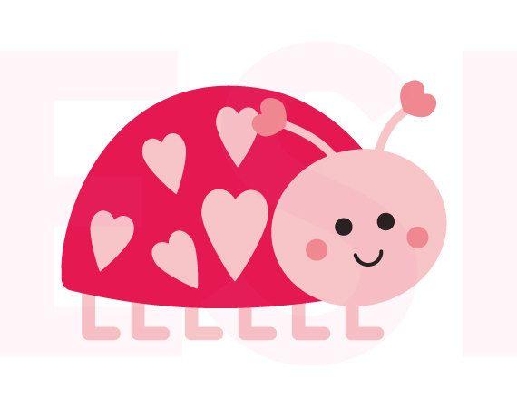 Download Love bug svg, Valentine svg files, SVG, DXF, EPS, for use ...