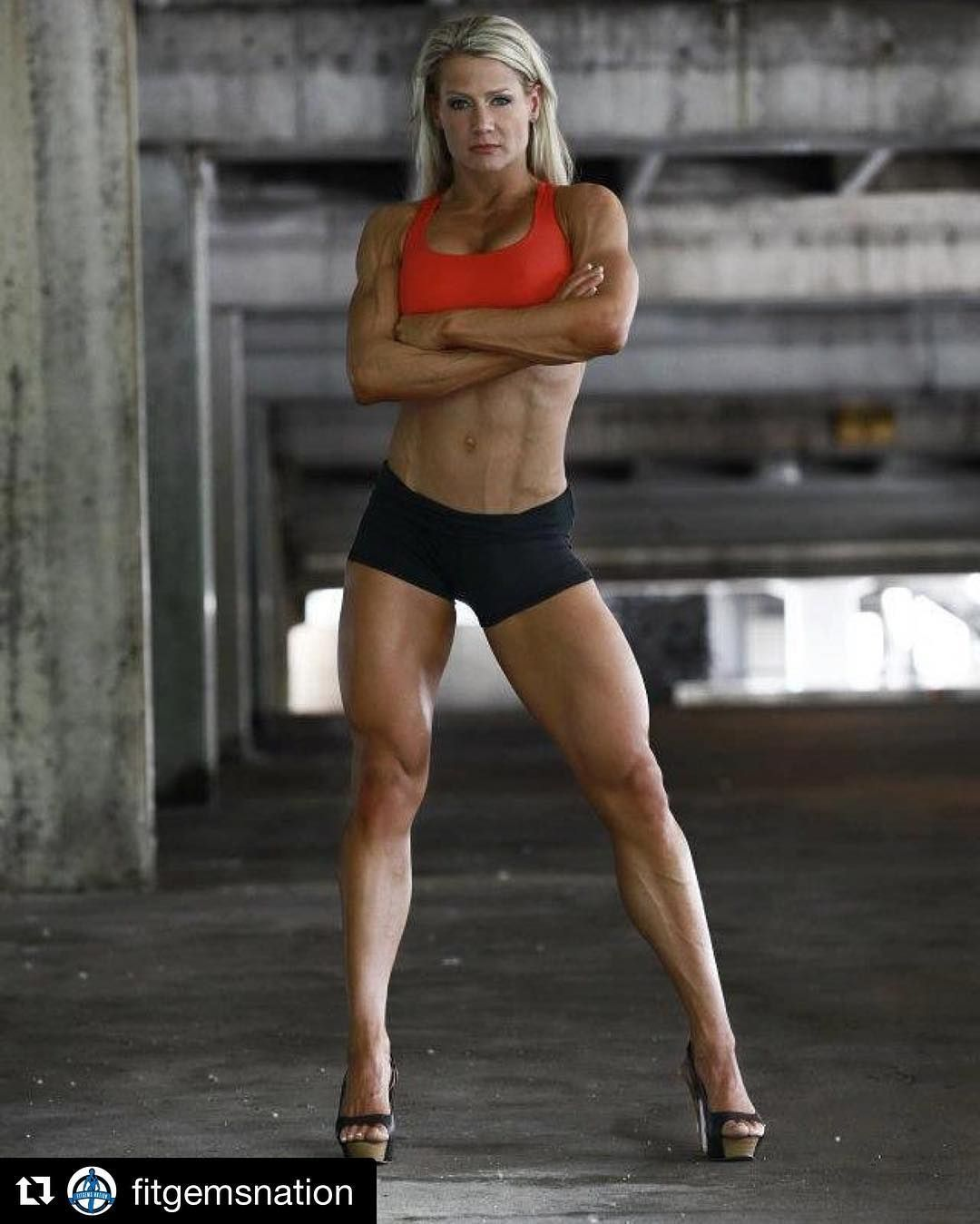 Repost Fitgemsnation We Would Like To Wish Whitney Jones A Happy