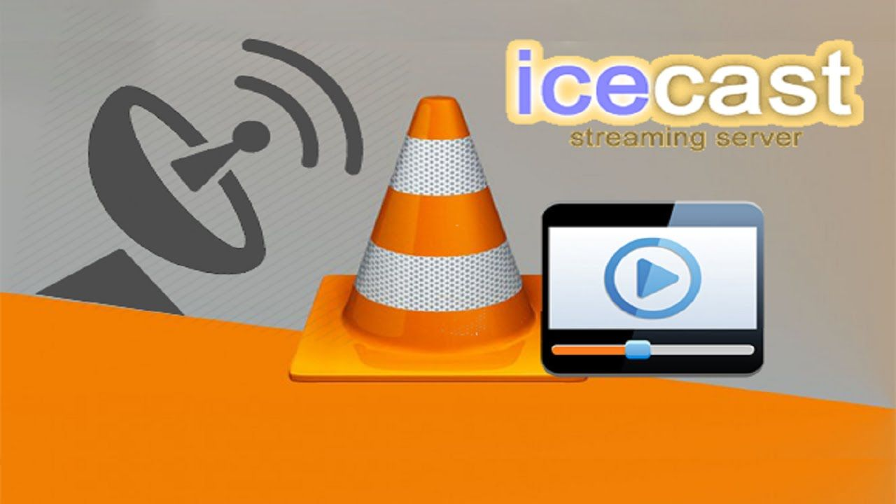 ✫ How To Start Free Video Streaming With Icecast And VLC Tutorial ✫