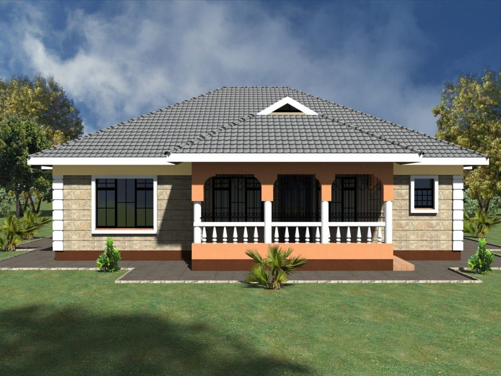 Simple 3 Bedroom House Plans Without Garage 5 Unique House Plans Bedroom House Plans Luxury House Plans