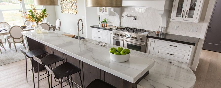 Calacatta Colorado Natural Stone Arizona Tile Kitchen Remodel Mesmerizing Arizona Kitchen Remodel Plans