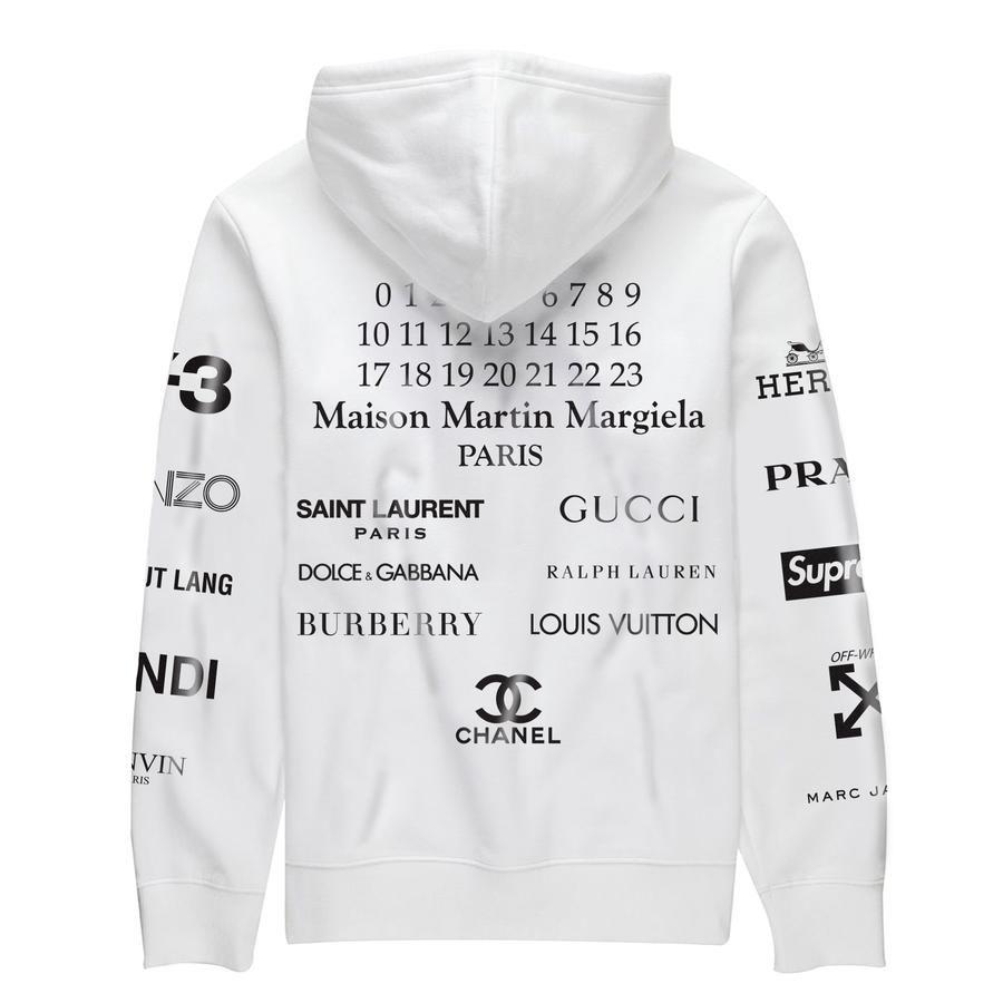 White Promo Hoodie Hoodies Hoodies Aesthetic Trendy Hoodies [ 900 x 900 Pixel ]
