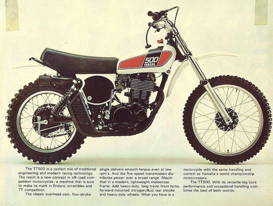 Pin By Vince Fuess On Vintage Dirt Yamaha Motor Yamaha Enduro Motorcycle