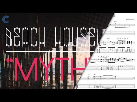 Myth Beach House Piano Chords
