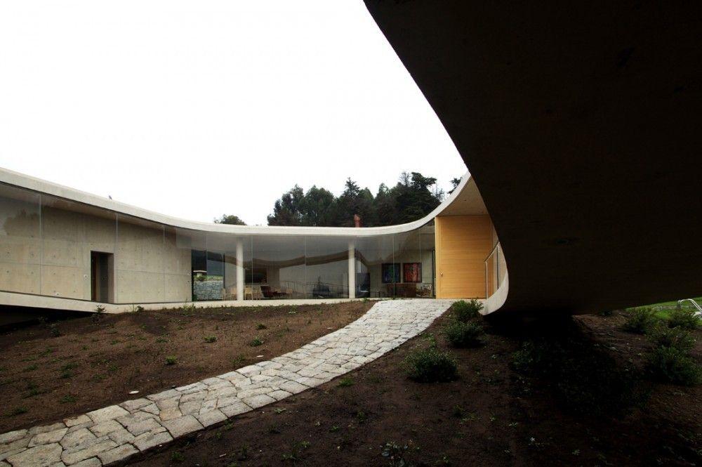 Galería de White O / Toyo Ito 8 Arquitectura