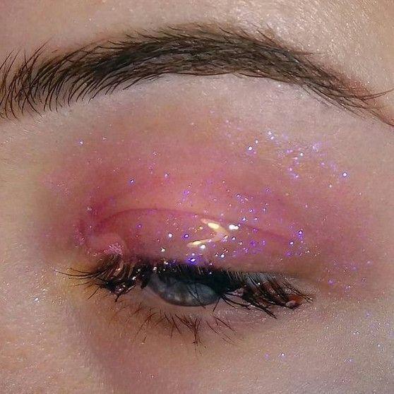 Photo of 60+ Trendy Pink Glitter Eye Makeup-design du kan elske – Side 19 av …