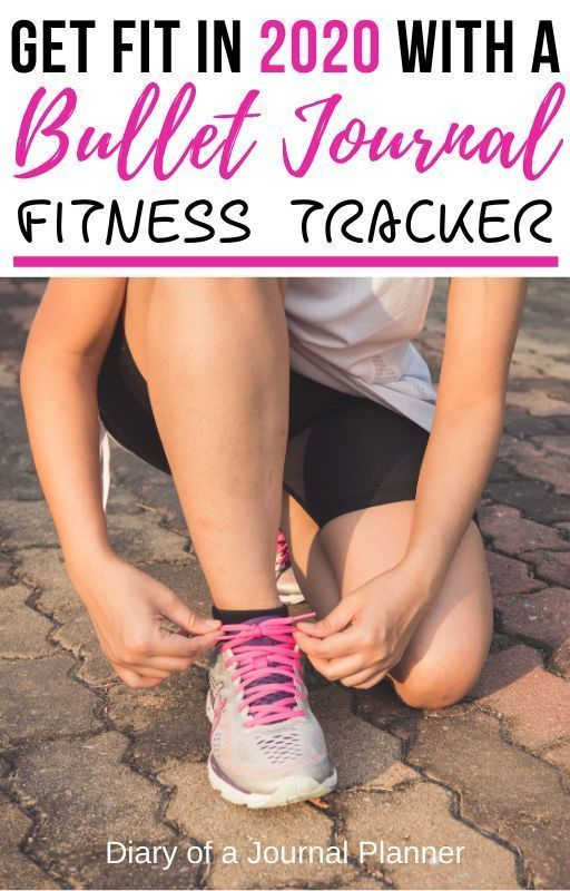 These awesome bullet journal fitness tracker layouts and ideas are exactly what you need to motivate...