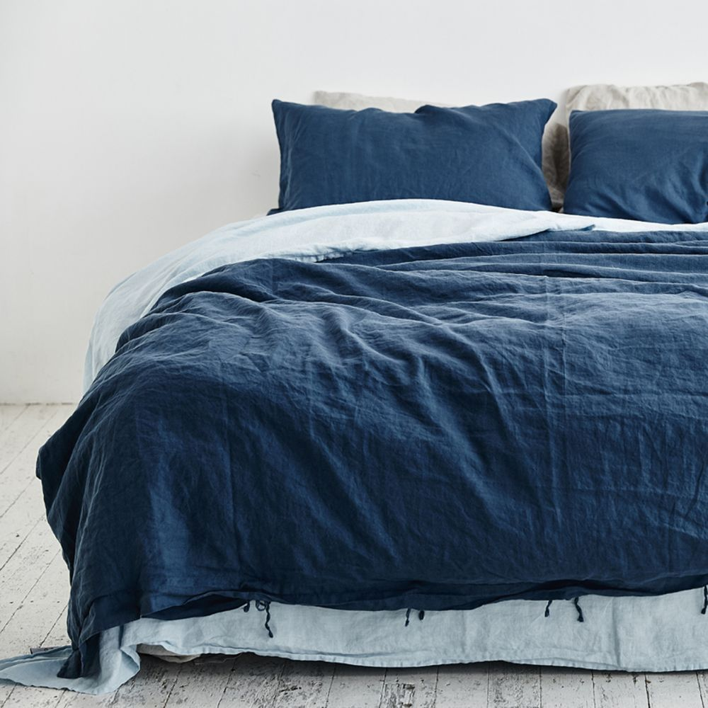 Cool Lovely Indigo Duvet Cover 47 With Additional Small Home Decor