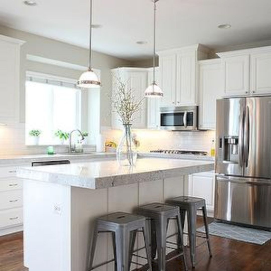 Small L Shaped Kitchen Designs Layouts: A Guide To Efficient Small Kitchen Design For Apartment