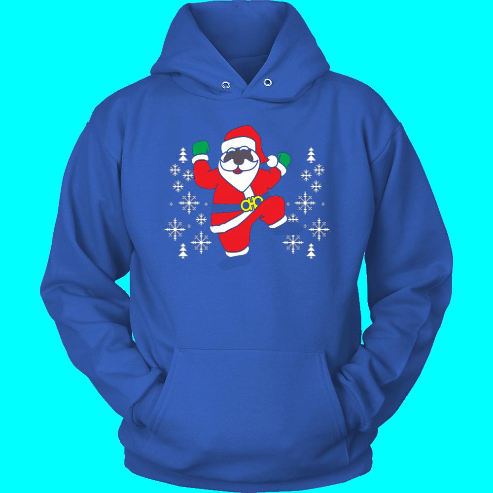 2 Chainz Ugly Christmas Sweater Dancing Santa T Shirt Pinterest