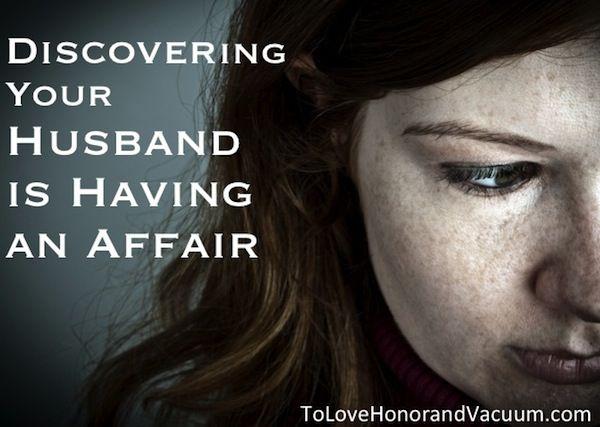 My husband having affair man