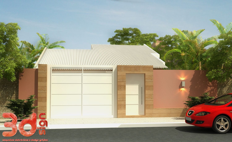 Fachada de casa new home pinterest fachada de casa for Fachadas de garajes