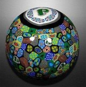 The History and Art of Marbles exhibit is now open at the Temecula Valley Museum.  Courtesy photo