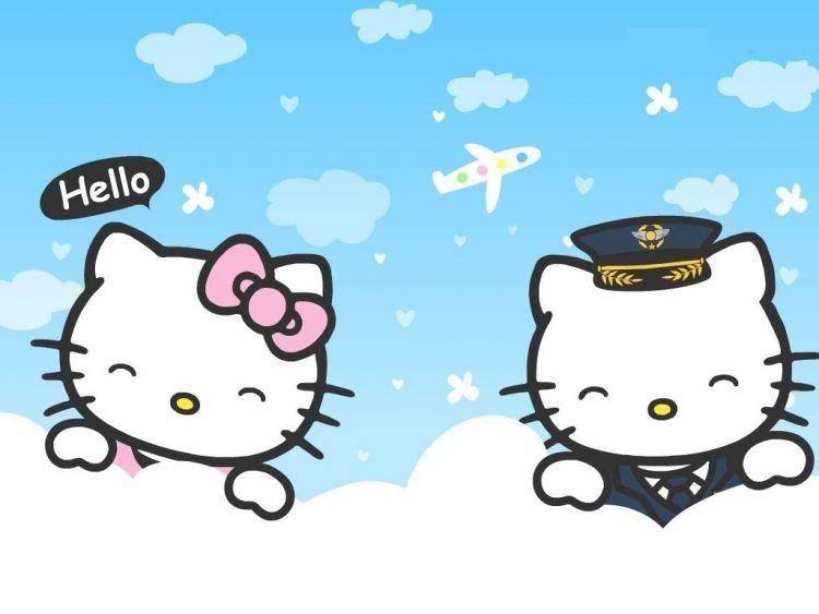 Fantastis 23 Wallpaper Animasi Warna Biru Wallpaper Foto Dan Gambar Bunga Cantik Untuk Laptop Background Banner Warna Biru W Di 2020 Anak Kucing Hello Kitty Animasi