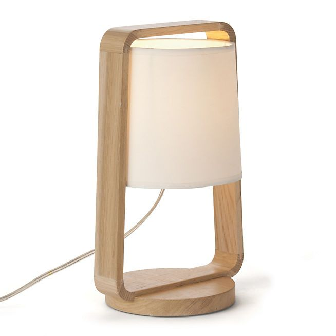 En Legno Room Living Decor Lampe Délicate ChêneLuminaires LzVqUpSMG