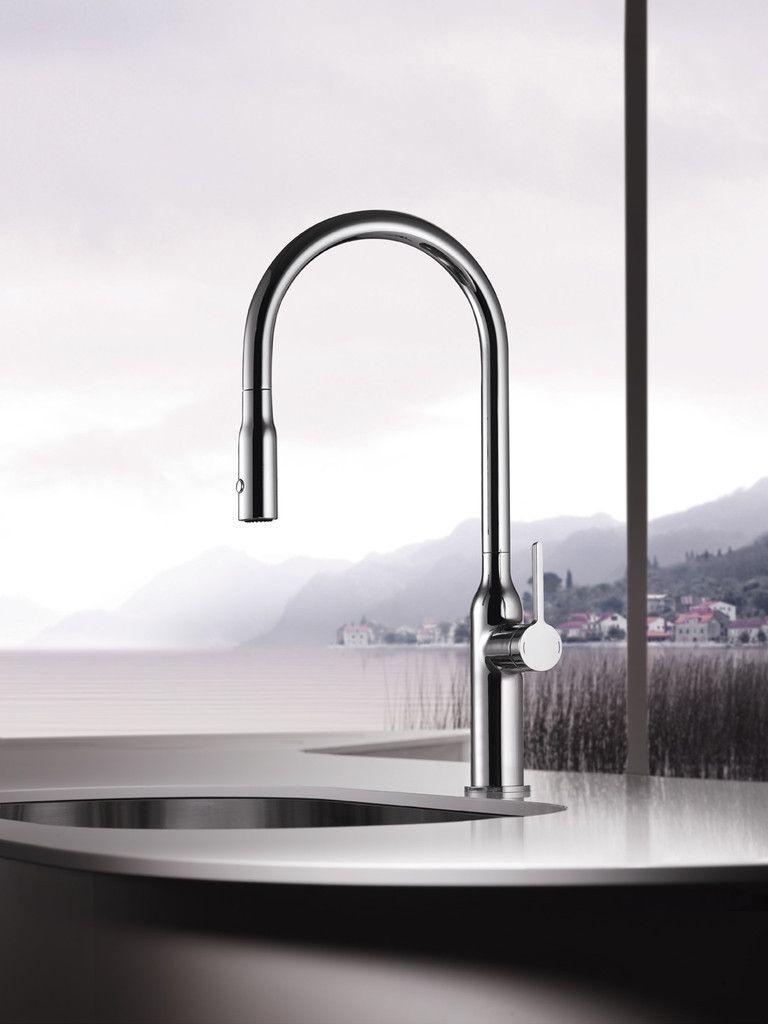 K&B Galleries KWC SIN - Single-lever Mixer | faucets | Pinterest ...