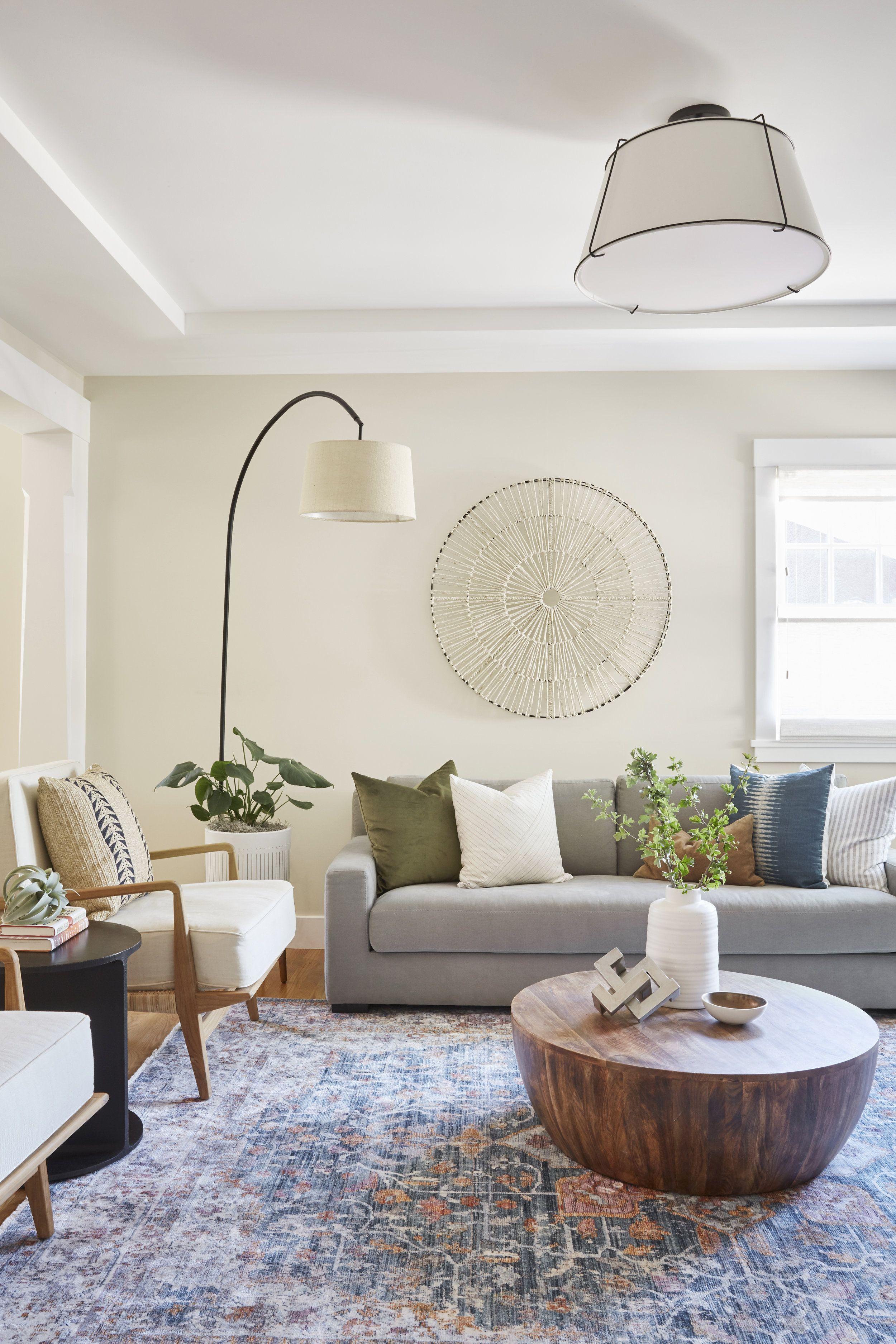 California Casual Living Room Nina Jizhar Design Casual Living