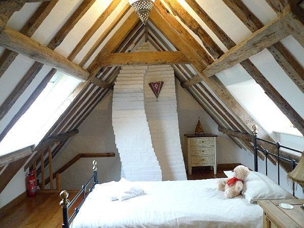 Schlafzimmer Dachschräge Gemütlich Gestalten Und Einrichten