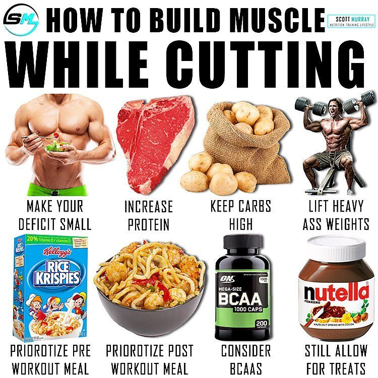 Gain Muscle While Losing Fat. How to Keep Results? - The
