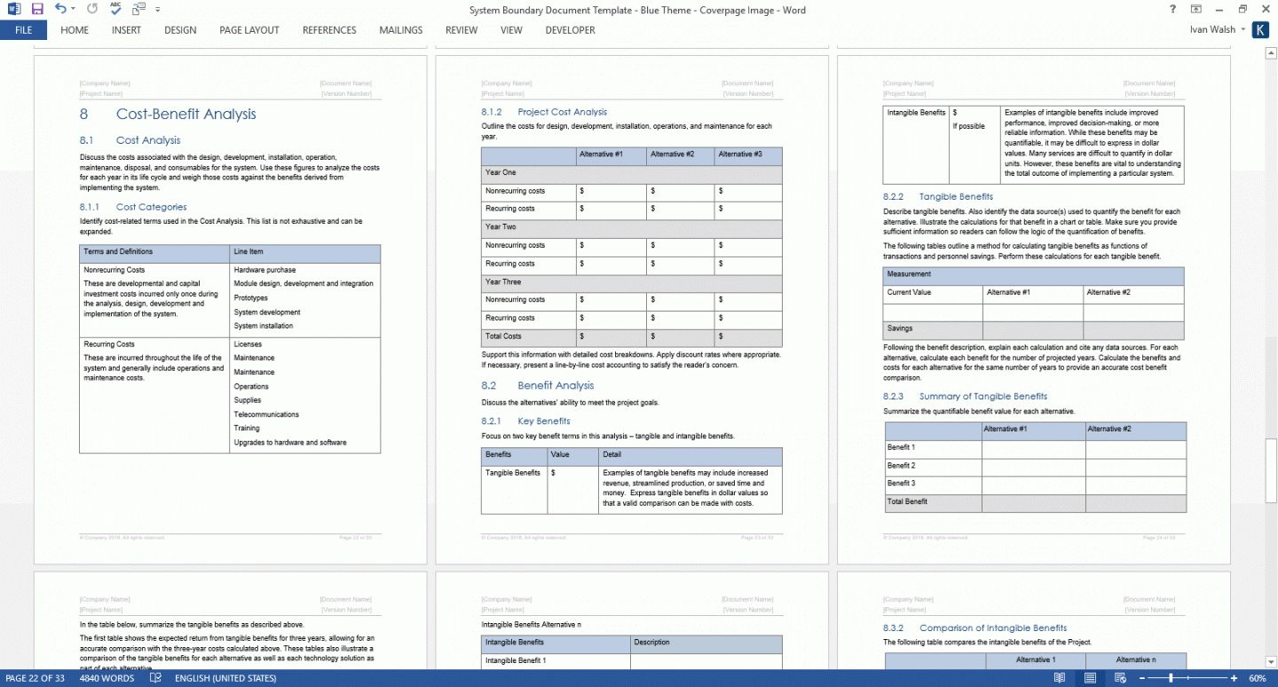 Explore Our Sample Of System Analysis And Design Document Template For Free Document Templates Templates Budget Template Software technical design document template