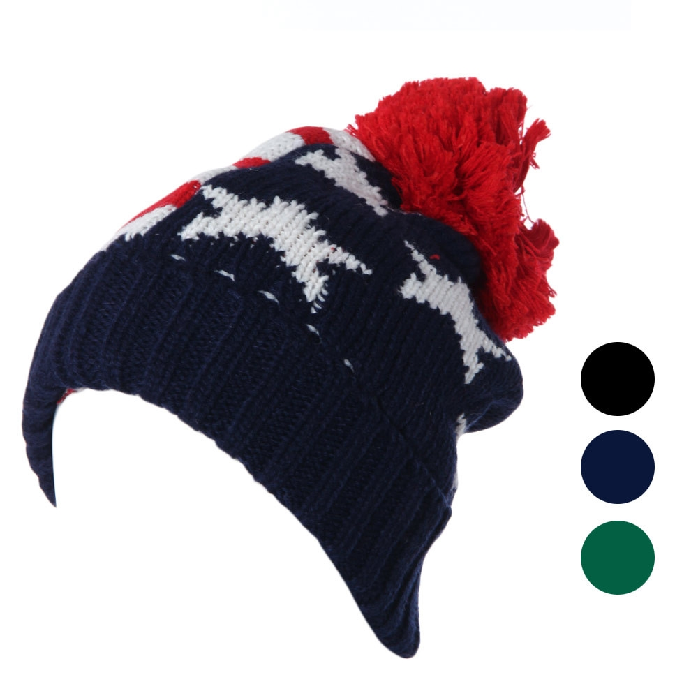 4.16$  Buy here - http://alijx5.shopchina.info/go.php?t=32755270374 - Enduring 1 pc  Flanging Ball Wool Cap Couples Men And Women Knitted Hat   #buychinaproducts