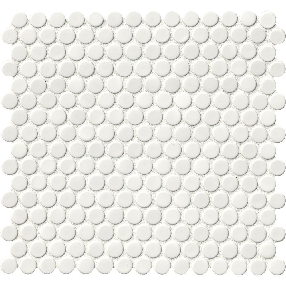 33+ Glossy black penny tile inspirations