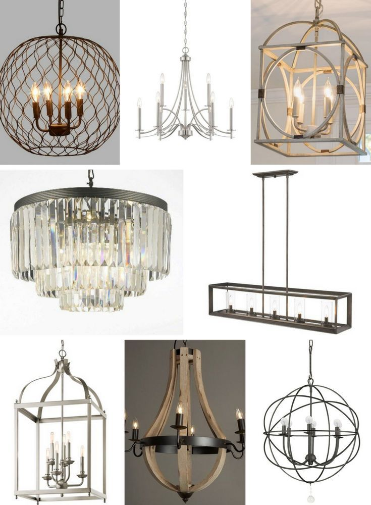 8 Awesome And Affordable Chandeliers For The Modern Farmhouse Farmhouse Chandelier Cheap Chandelier Modern Farmhouse Decor